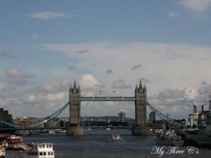 Tower Bridge London, England
