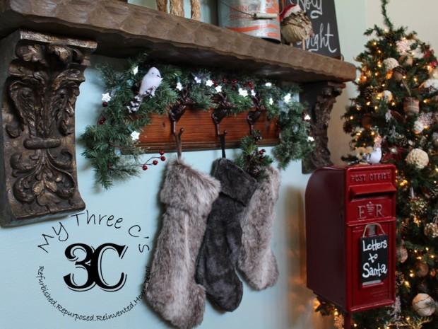 stocking hanger 1